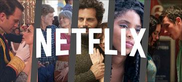 Les films d'amour sortis par Netflix en 2017