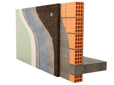 Venetica sistemi tecnologie casa venetica costruzioni - Coibentazione davanzali finestre ...