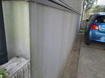 熊本県O様邸屋根・外壁塗装前。BEFORE