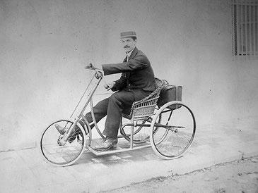 Vélocimane type A Monet & Goyon