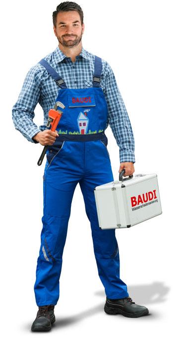 BAUDI Wasserschaden Notdienst und Wasserschaden-Trocknung