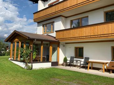 Appartment mit Wintergarten