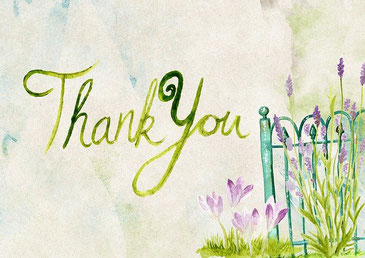 Danke sagen erzeugt eine Atmosphäre der Wertschätzung