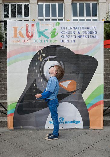 Kuki, das Kinderkurzfilmfestival in Berlin