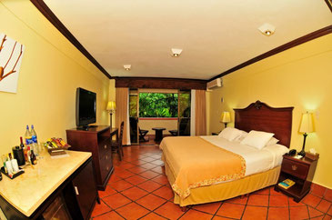 Baldi Hot Springs Hotel - One king size bed-