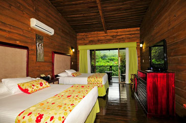 Baldi Thermal Resort -Two queen size beds-