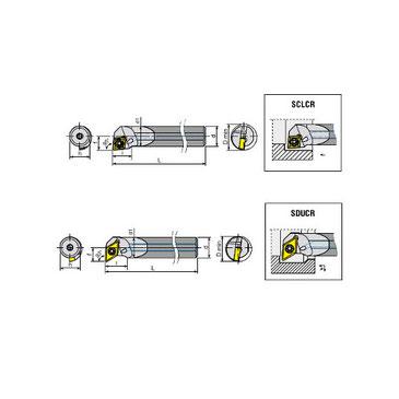 Bohrstangen-Set