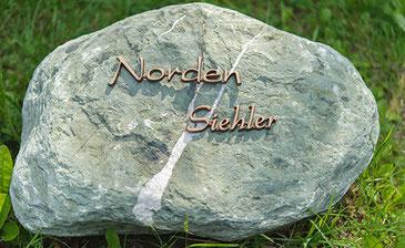 Grabmale Mölders in Duisburg bietet Ihnen ebenfalls die Ornament- und Schriftgestaltung Ihres Grabmales an!