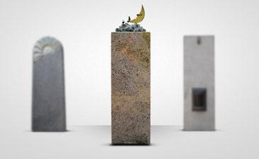 Mit Naturstein aus Duisburg bietet Ihnen Grabmale Mölders eine zeitlose Eleganz