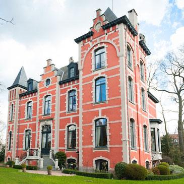Tien minuten van het centrum van Brussel naar een prachtig Xie kasteel te bereiken.