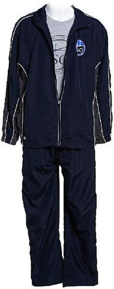 Evram Mintz ISO Track Suit + T-Shirt