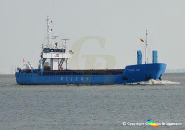 Fluss/See Schiff WILSON EMS