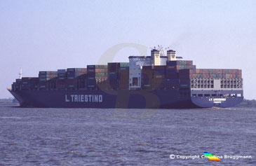 Containerschiff LT UNIVERSO