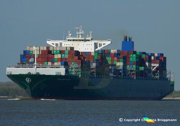 Containerschiff THALASSA ELPIDA