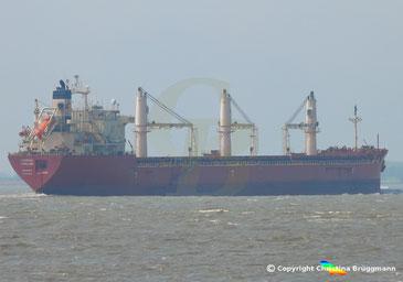 Bulk Carrier FEDERAL KIVATINA