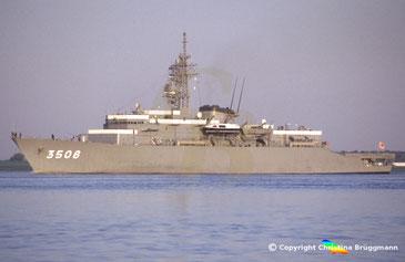 JMSDF Schulschiff KASHIMA 3508