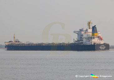Bulk carrier JING LU HAI