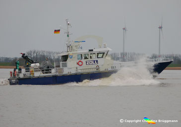 Zollboot Glückstadt