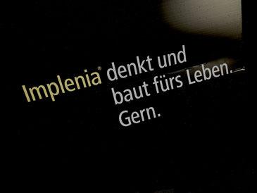...ein Projekt mit der IMPLENIA Schweiz.