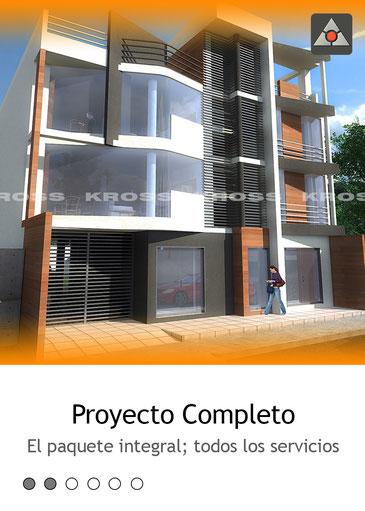 Proyecto Completo Kross Arquitectos