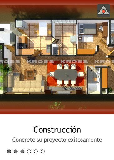 Construcción Kross Arquitectos