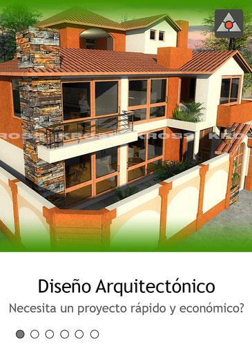 Diseño Arquitectónico Kross Arquitectos