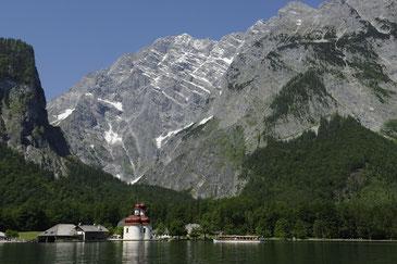 ©Bayerische Seenschiffahrt GmbH