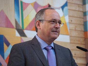 Pastor Matthias Walter