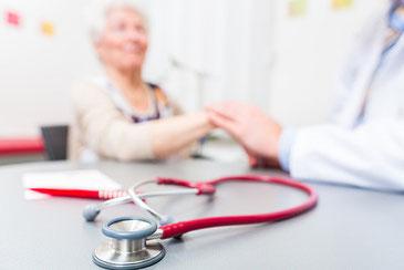 Vorsorge und Pflege in Milte