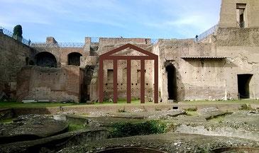 Da Duchamp a Cattelan. L'arte contemporanea al Palatino, Foro Palatino, Roma, 28.06/29.10.17