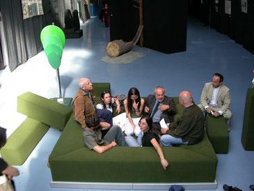 Archipensieri, Museum Fondazione Piaggio, Pontedera, 12.4-24.5/ 2003