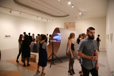 Beyond environment, LACE (Los Angeles Contemporary Exhibitions), Los Angeles, 4.9-9.11.2014
