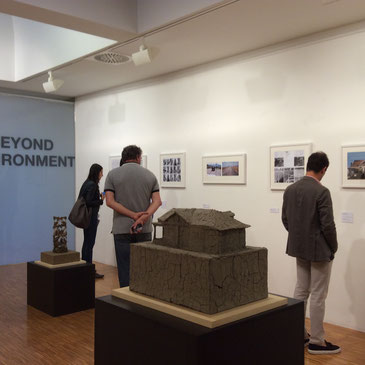 Beyond Environment, Museo d'Arte Contemporanea di Lissone, 26.09-20.12.2015
