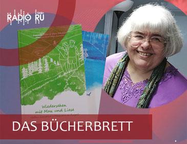 "Radio RU DAB - Sendung ""Das Bücherbrett"" Buchvorstellung"