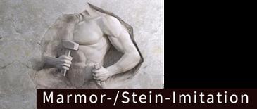 Marmor- / Stein- Imitation