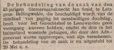 Het nieuws van den dag : kleine courant 20-04-1886