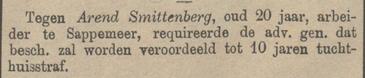 Provinciale Drentsche en Asser courant 23-06-1884