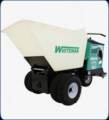 Carretilla motorizada Whiteman