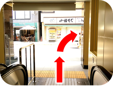 Shinjuku-Kagurazaka-therafit-body-care-station-entrance1-directions-to-the-store