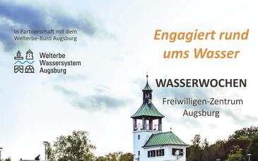 Freiwilligen-Zentrum Augsburg - Wasserwochen 2021
