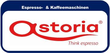 Astoria Gastro Espresso- Siebträgermaschinen und Vollautomatische Kaffeemaschinen