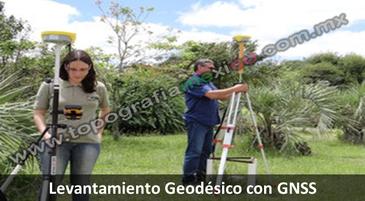 TOPOGRAFIA SATELITAL GNSS GPS