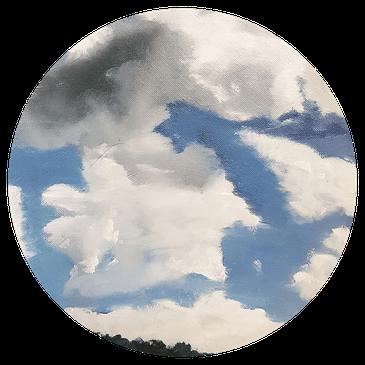 Clouds V © Regina Künzler