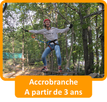 Saumur Forest Aventures Accrobranche