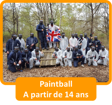 Saumur Forest Aventures Paintball