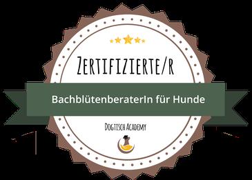 Zertifizierter Bachblütenberater Hunde
