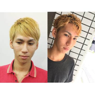 横浜の無責任美容師☆奥条勇紀☆ブリーチをしている髪の毛にはパーマがかからないと思っているあなたへ