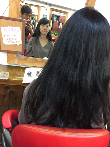 滋賀の可愛い獣医さんお帰りなさい 横浜・結婚式二次会ヘアアレンジ・セット