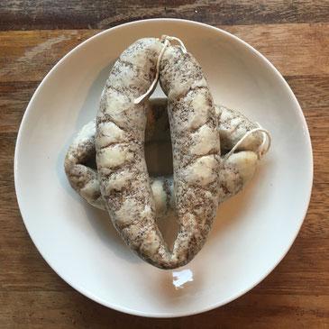 surpølse røroskjøtt gourmetpølse