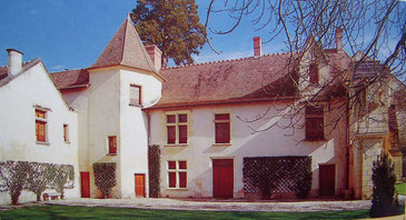 commune de Bournand - Batiments conventuels